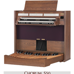 Viscount Chorum S 50 Organo Liturgico 2 manuali