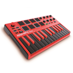 Akai Professional MPK mini MKII LE Red