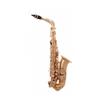 Grassi AS300G Sax Alto in Mib Placcato Oro