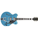 Gretsch G2622T Streamliner™ Center Block with Bigsby®, Laurel Fingerboard, Broad'Tron™ BT-2S Pickups, Riviera Blue