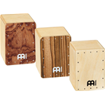 MEINL SH50-SET 3 SHAKER IN FORMATO MINI CAJON