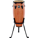 MEINL HC10SNT-M Conga 102 pelle naturale stand compreso