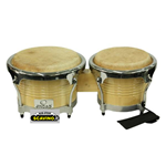 "OYSTER JD101 BONGO NATURAL HIGH GRADE 7""/9"""