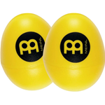 MEINL ES2-Y Set of Two Plastic Egg Shakers, Yellow uova in plastica gialla