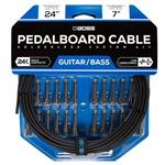 Boss BCK-24 PEDAL BOARD CABLE KIT 7.3m