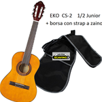 Eko CS-2 Natural - Misura 1/2 scala mm.53  con borsa