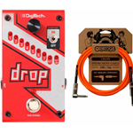 DigiTech Drop Tune a Pedale + Cavo 3m