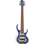 Ibanez BTB846CBL - Signature 6 corde finitura Cerulean Blue Burst Low Gloss