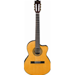 Ibanez GA5TCEAM - Signature 6 corde finitura Amber High Gloss