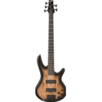 Ibanez GSR205SMNGT Basso elettrico 5 corde finitura Natural Gray Burst