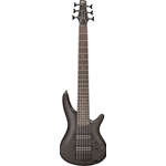 Ibanez SR306EBWK - Signature 6 corde finitura Weathered Black