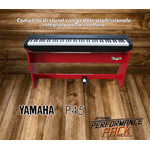 Yamaha P45 Performace PACK completo di stand e pedale professionale