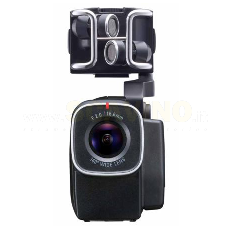 Zoom Q8 Videocamera Digitale Audio e Video 3M HD