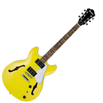 Ibanez AS63LMY Chitarra semiacustica finitura Lemon Yellow