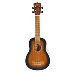 UKULELE LAX SOPRANO UK-21 BS SUNB