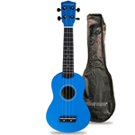 PURE TONE Ukulele Soprano Blu by Flight