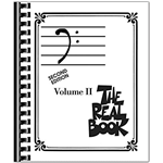The Real Book. Bass Clef Instruments VolumeII. Second Edition
