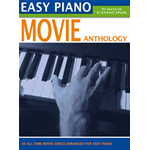 Franco Concina. Easy Piano Movie Anthology