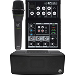 Mackie SING BUNDLE: MIX5 + EM-89D + FREEPLAYGO
