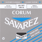 Savarez 500AJ Alliance Corum Set Corde Chitarra Classica