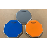 "OYSTER  DRUM PAD 8"" OCTAGONALE"