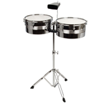 DADI DEEP TS-01 Timbales cm.36-33 con stand