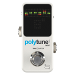 TC Electronic Polytune 3 Mini accordatore a polifonico