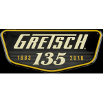 Gretsch Gretsch® 135th Anniversary Tin Sign Wall Décor