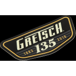 Gretsch Gretsch® 135th Anniversary Sticker Fan Cave