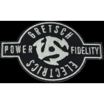 Gretsch Gretsch® Power & Fidelity™ 45RPM Patch Fender Flair
