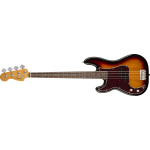 Fender Squier Classic Vibe '60s Precision Bass®, Left-Handed Bass Guitars