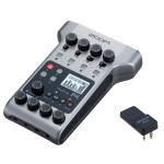 Zoom PODTRACK P4  Podcasting recorder