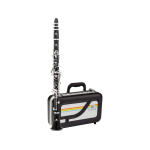 Jupiter JCL700NA Clarinetto in Sib in ABS 17 Chiavi Nichelate