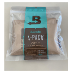 BOVEDA UMIDIFICATORE 4 PACK B72-60- 72% 60g