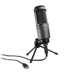 Audio Technica AT2020 USB microfono