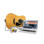 Alesis Acoustic Link Pickup + Intrfaccia Audio USB