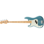 Fender Player Precision Bass® Left-Handed  Maple Fingerboard, Tidepool