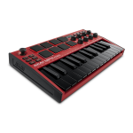 Akai Professional MPK MINI 3 RED