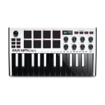 AKAI PROFESSIONAL MPK MINI MKIII WHITE
