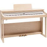 Roland RP701 LA Pianoforte Digitale con stand Light Oak
