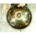 Hang 9 note Caisa Metal Drum Sonido Drum Hand Pan Rammerdrum
