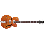 Gretsch G5440LSB Electromatic Hollow Body Long-Scale Basso acustico 4 corde finitura Orange