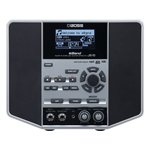 Boss JS10 Audio Player con effetti