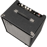 Fender Rumble 25 Combo BLK/SLV
