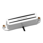 Seymour Duncan SHR-1n Hot Rails for Strat Neck White