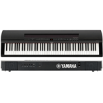 Yamaha P255B Pianoforte Digitale Portatile Nero