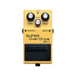 Boss SD1 Overdrive Valve Sound