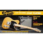 Squier Affinity Series Telecaster Pack 15G BBL