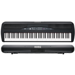 KORG SP280BK  Pianoforte digitale nero