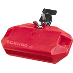Latin Percussion LP1207 Jam Block Low Red